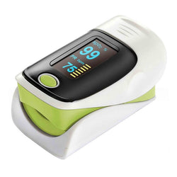Finger Pulse Oximeter And Heart Rate Monitor