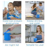Ice Genie - The Revolutionary New Ice Cube Maker