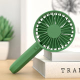 USB Rechargeable Handheld Fan