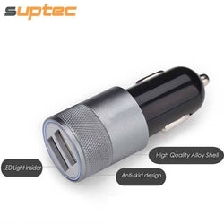 2 Port Mini USB Car Charger Adapter - SuperGadget.Store