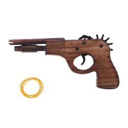 Awesome Rubber Band Hand Gun