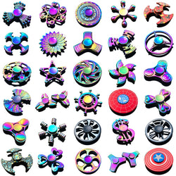 Metal Fidget Spinners (Various Models)