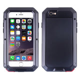 Heavy Duty Waterproof Case For iPhone