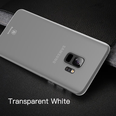 Ultra Thin Phone Case For Galaxy S9 / S9+