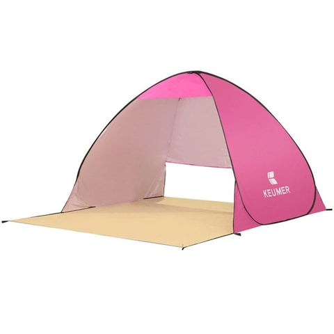 Beach Pop-up Tent (super quick automatic opening)