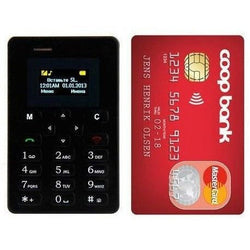 Ultra Thin Mobile Phone (Size of a Credit Card!!!)
