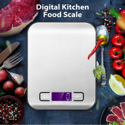 Professional LCD Digital Kitchen Scale