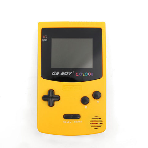 GB Boy Color with Backlit Screen and 66+ Built-in Games