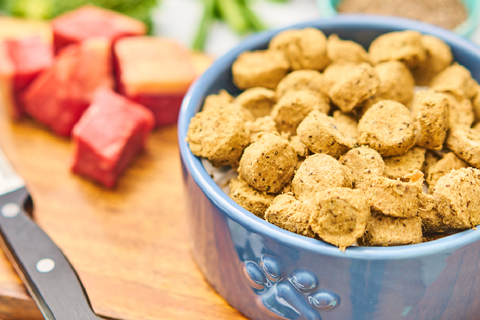 Keto and low carb dog treats