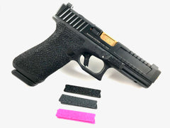 Gen3 G17 LFT Hybrid Grip Slide, Upgraded Slide for Glock 9mm