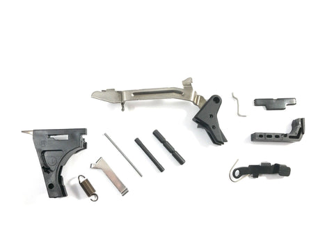 P80 Frame Completion Kit with Shadow Systems Elite Trigger, Fits P80 PF940C