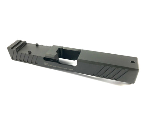 Gen3 & Gen4 G19 Combat Optimized Pistol Slide (COPS), RMR Cut Slide for Glock 9mm
