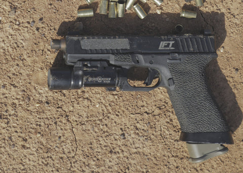 Shadow Systems SS9F Full Size 9mm Pistol (FULLY CONFIGURABLE)