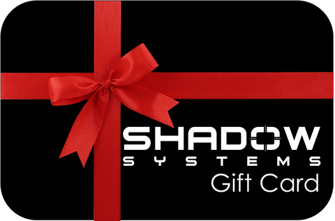 Shadow Systems Gift Card