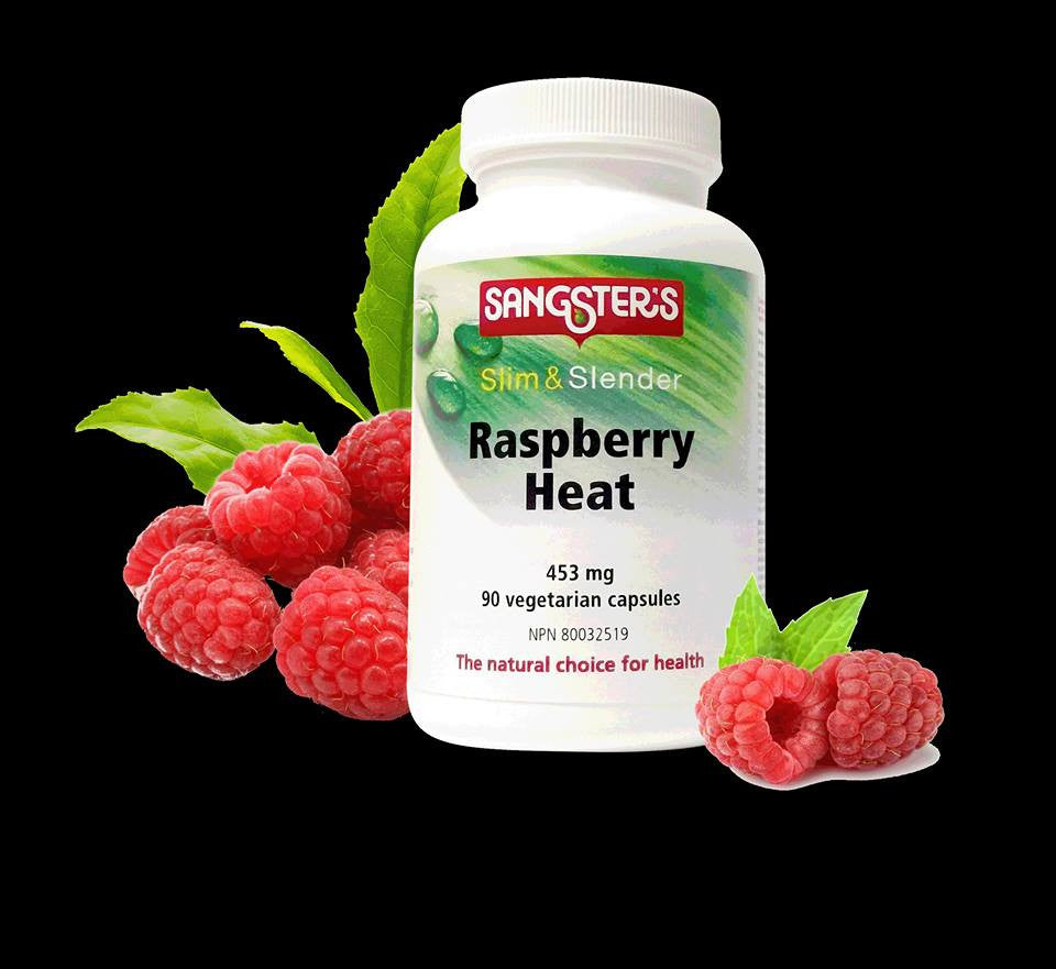 Sangster's Raspberry Heat