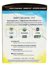 RAW Organic Fit High Protein Raw Chocolate Cacao - 10 Packet(s)