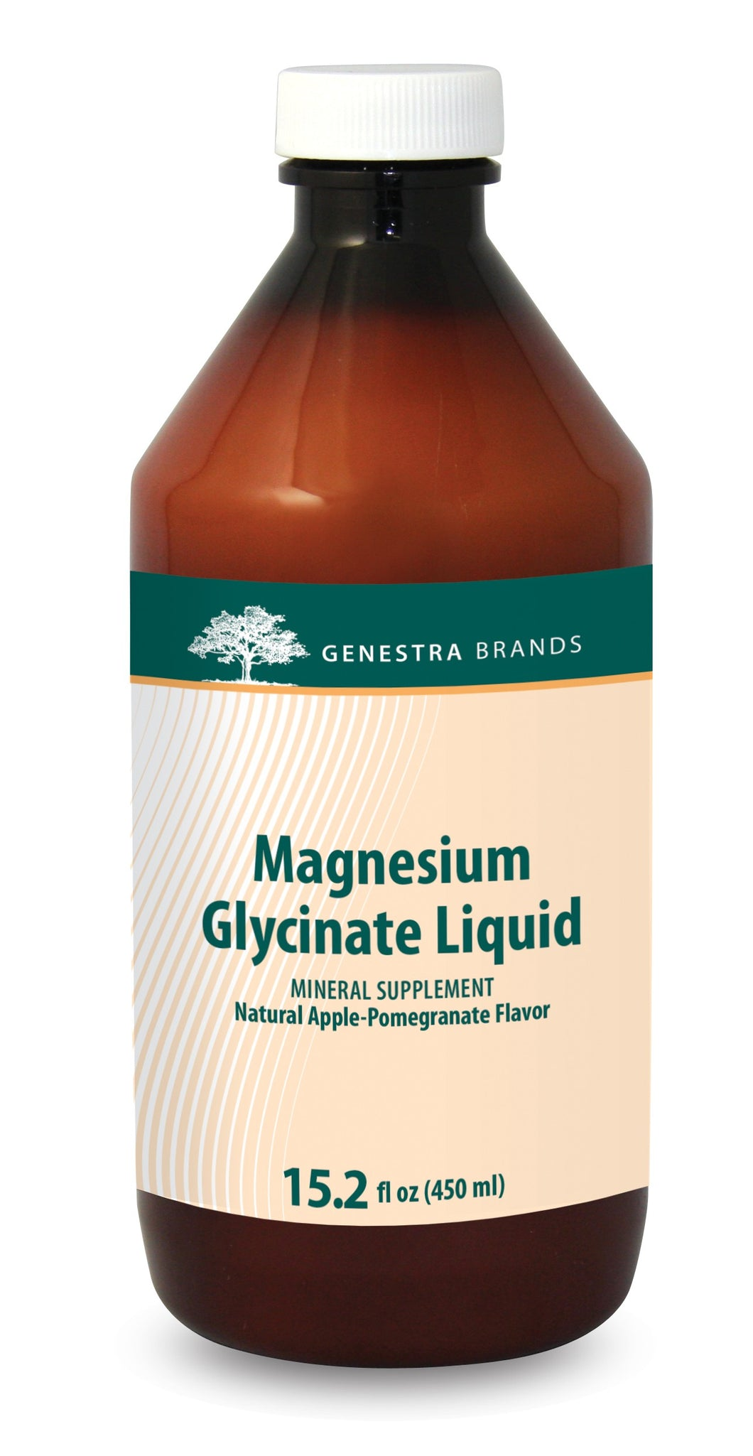 Genestra Magnesium Glycinate Liquid 450 ml