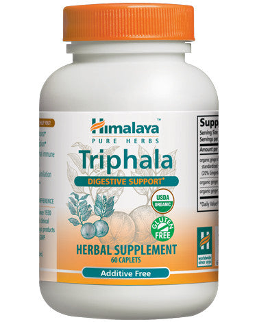 Triphala (digestive support)
