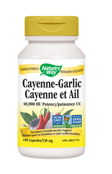 Cayenne-Garlic