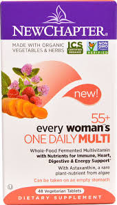 Every Woman™'s One Daily 55+ Multivitamin 48 tablets