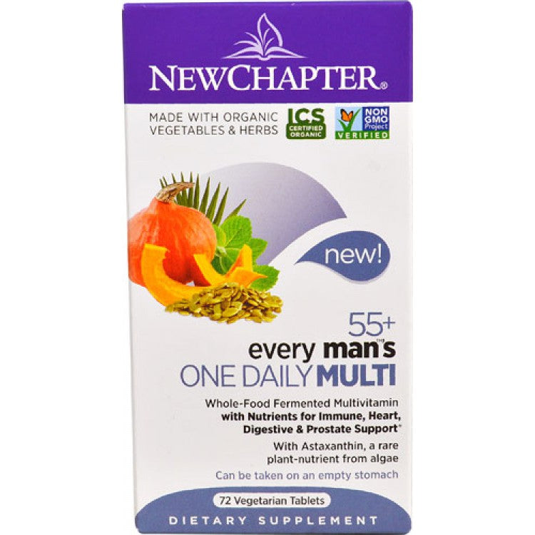 Every Man™'s One Daily 55+ Multivitamin 48 tablet