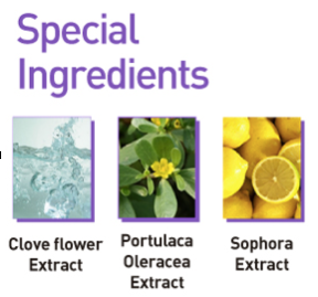 ingredients selemix serum