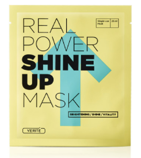 Verite REAL POWER series sheetmask