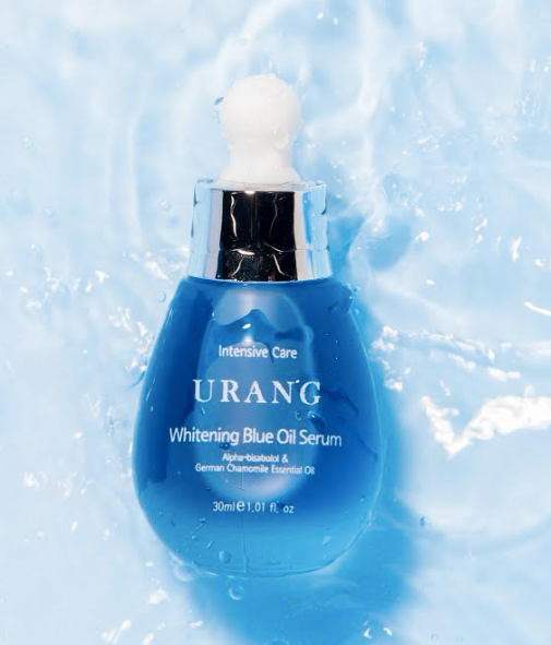 Urang Blue Whitening Oil Serum