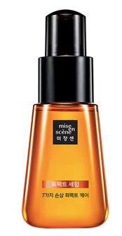 Misc En Scene Hair Serum (entire range now available)