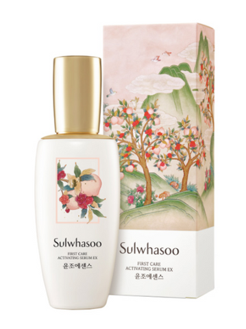 Sulwhasoo First Care Activating Serum (Original/ Limited Plum Blossom) - trial sizes now available!