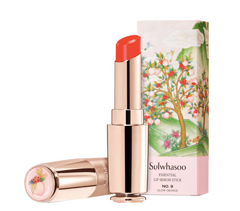 *Limited edition Sulwhasoo Peach Blossom Utopia Essential Lip Serum Stick