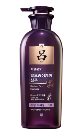 Ryo Anti-Hair Loss Ja Yang Yoon Mo Shampoo 400ml