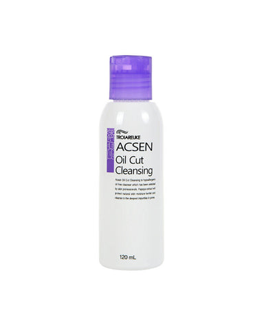 Troi Areuke ACSEN Oil Cut Cleanser 120mls MAY ONLY SPECIAL 1+1 (BUY 1 FREE 1)
