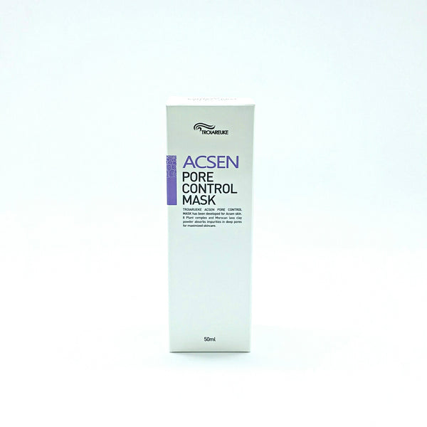 Troi Areuke ACSEN Pore Control Wash-off Mask