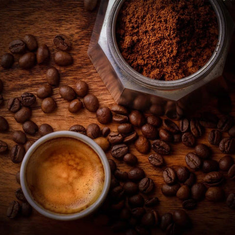 Filter & Ground Coffee