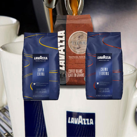 LavAzza Coffee Beans