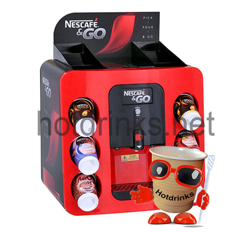 Nescafe & Go Coffee Vending Machine