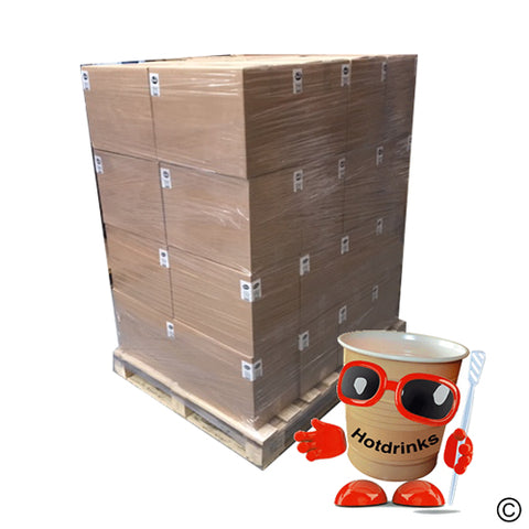32 Boxes of 2Go 12oz In Cup Drinks (1 Pallet)