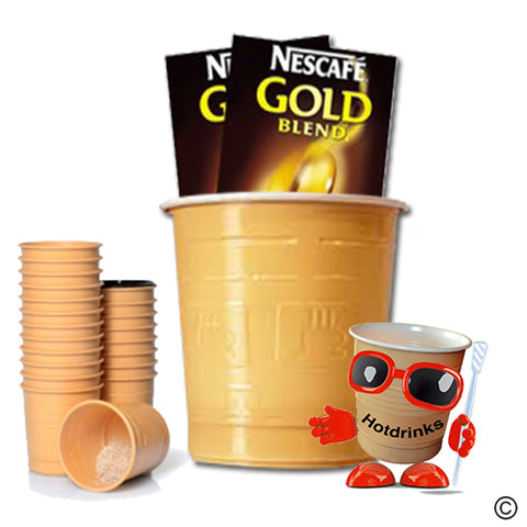 DISCOUNTED Nescafe Gold Blend 'Max' Black (25), BBD March 2020