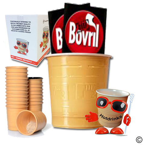 Bovril Hot Drink (25 or 300)