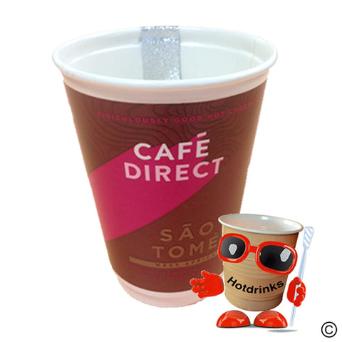 2Go Cafe Direct Hot Chocolate - BB: Jan 2021