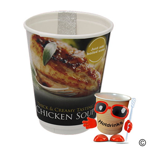 2Go Chicken 'Thick & Creamy' Soup