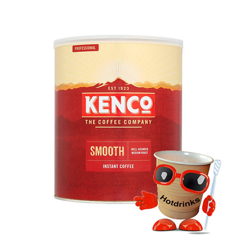 Kenco Smooth, 750g Tin