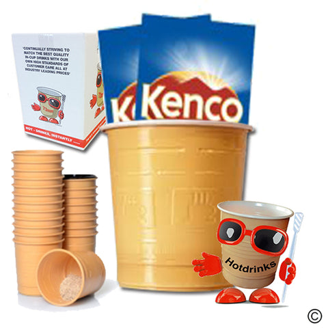 Kenco Rich Coffee Black (25 or 300)