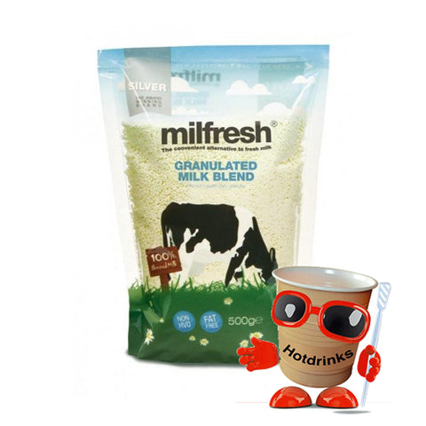 Milfresh Silver Granulated Milk Powder