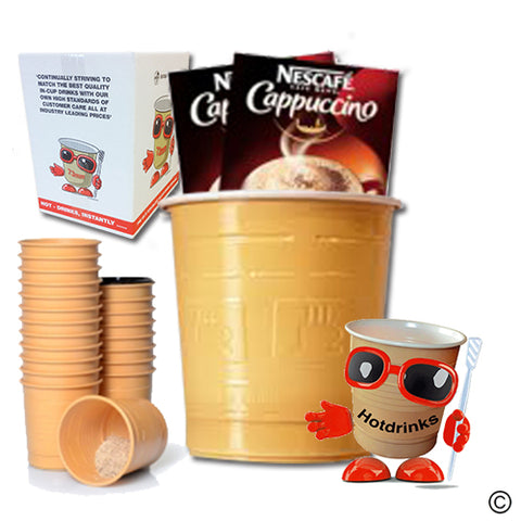 Nescafe 'Gold' Cappuccino (20 or 240)