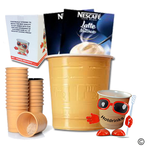 Nescafe 'Gold' Latte (20 or 240)