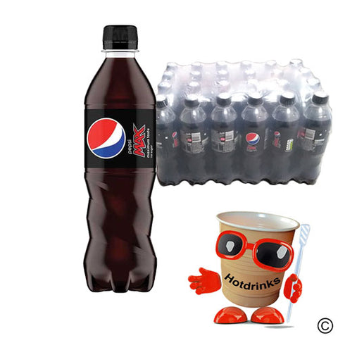 24 x 500ml Pepsi Max Drink bottles - COLLECTION ONLY
