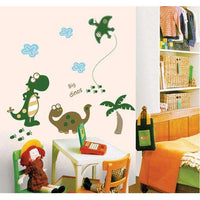 Big dinos wall sticker - Kids Room Deco