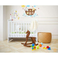 Noah's Ark wall sticker
